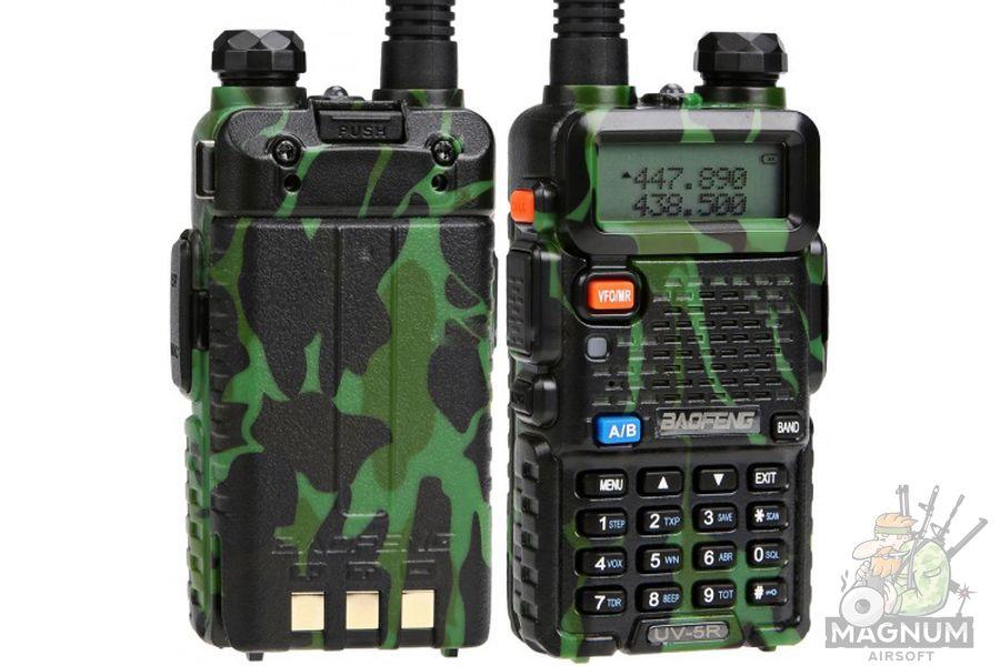 UV 5R kamuflyazh 1 - Радиостанция Baofeng UV-5R камуфляж