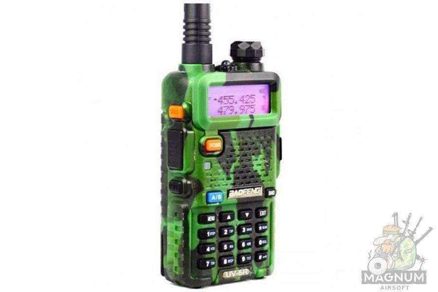 UV 5R kamuflyazh 2 - Радиостанция Baofeng UV-5R камуфляж