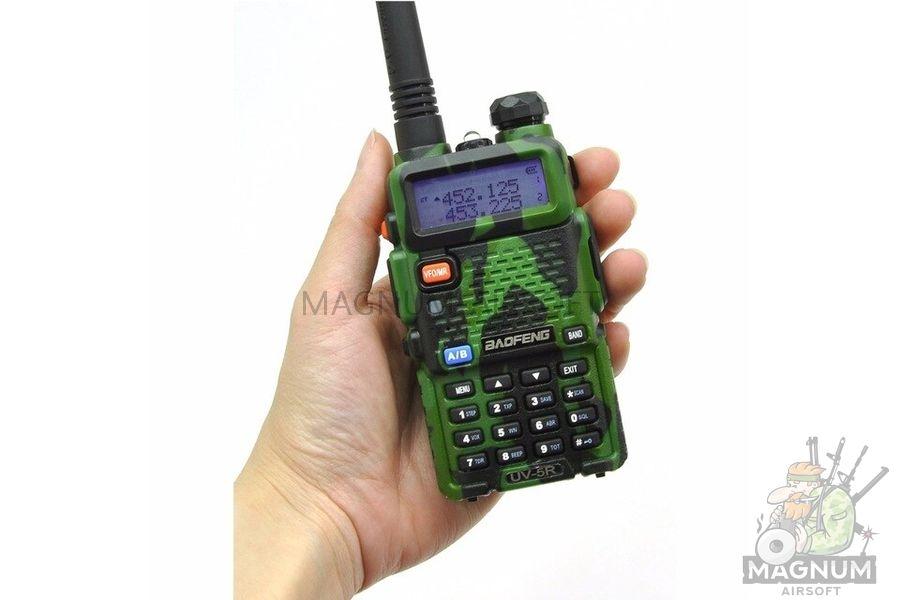 UV 5R kamuflyazh 3 - Радиостанция Baofeng UV-5R камуфляж