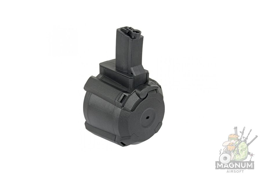 CYMA HY 400B 3 - МАГАЗИН БУНКЕРНЫЙ ЭЛЕКТРИЧЕСКИЙ MP5 voice control 1200 шаров (З/У, АКБ в комплекте) CYMA HY-400B
