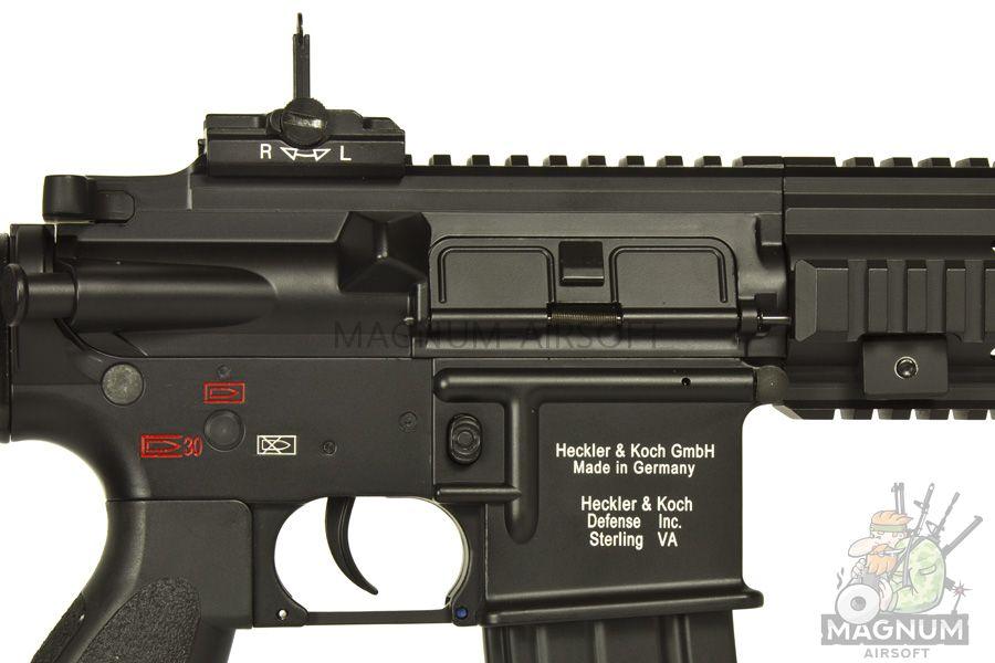 EC 102 4 - Страйкбольный автомат (East Crane) 416D 9 INCH EC-102 Black
