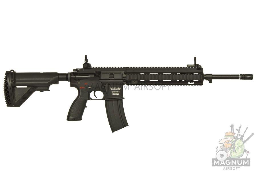EC 103 Black 1 - Страйкбольный автомат (East Crane) M27 11 INCH EC-103 Black