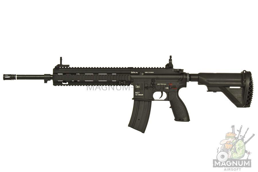 EC 103 Black 2 - Страйкбольный автомат (East Crane) M27 11 INCH EC-103 Black