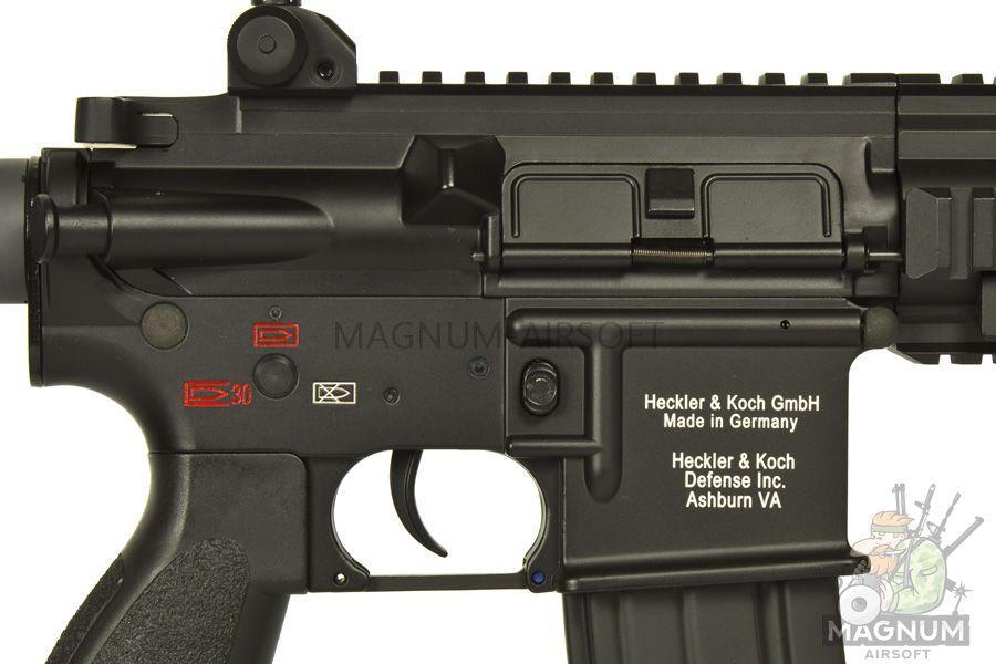 EC 103 Black 4 - Страйкбольный автомат (East Crane) M27 11 INCH EC-103 Black