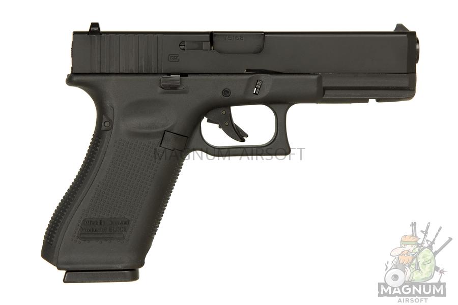 EC 1102 1 - Страйкбольный пистолет (East Crane) Glock-17 gen.5 EC-1102