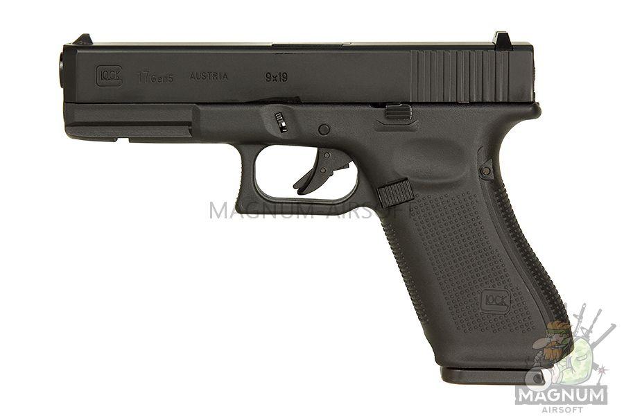 EC 1102 2 - Страйкбольный пистолет (East Crane) Glock-17 gen.5 EC-1102