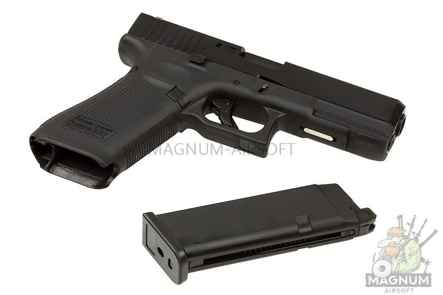 EC 1102 3 - Страйкбольный пистолет (East Crane) Glock-17 gen.5 EC-1102