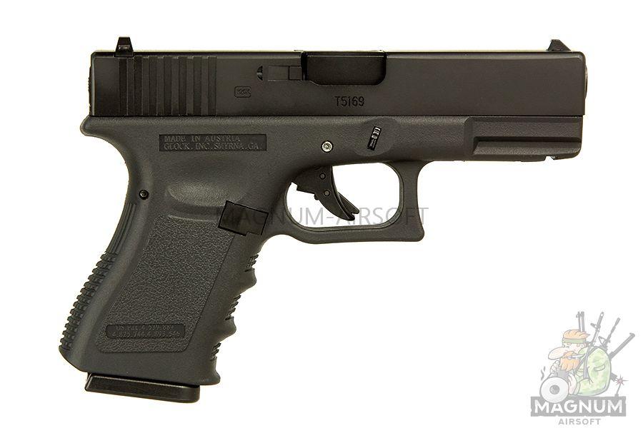 EC 1301 1 - Страйкбольный пистолет (East Crane) Glock-19 gen.3 EC-1301