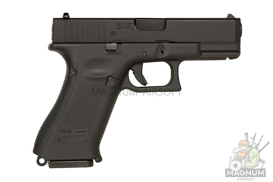 EC 1302 1 - Страйкбольный пистолет (East Crane) Glock-19X Black EC-1302