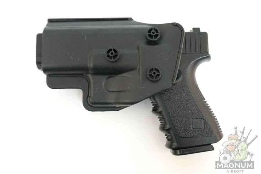 Glock17 s koburoj G.15 SPRING - Пистолет Galaxy Glock17 с кобурой  G.15+  SPRING