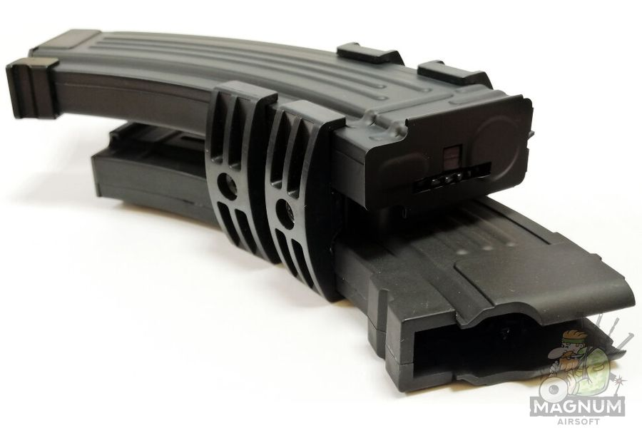 MAGAZIN BUNKERNYJ ELEKTRICHESKIJ AK 1200 sharov Sound Control Battleaxe 560 1 - МАГАЗИН БУНКЕРНЫЙ ЭЛЕКТРИЧЕСКИЙ AK 1200 шаров Sound Control Battleaxe 560
