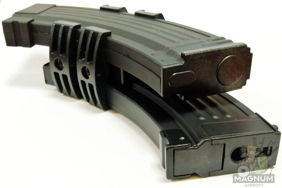 MAGAZIN BUNKERNYJ ELEKTRICHESKIJ AK 1200 sharov Sound Control Battleaxe 560 2 - МАГАЗИН БУНКЕРНЫЙ ЭЛЕКТРИЧЕСКИЙ AK 1200 шаров Sound Control Battleaxe 560