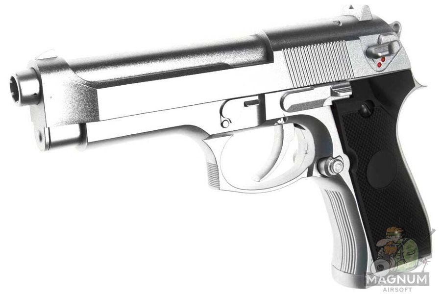 Pistolet M92 CYMA AEP kod CM126 SV 3 - Пистолет M92, CYMA, AEP, код - CM126 SV