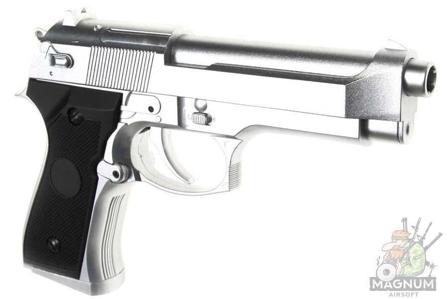 Pistolet M92 CYMA AEP kod CM126 SV 4 - Пистолет M92, CYMA, AEP, код - CM126 SV