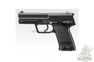 Pistolet TOKYO MARUI HK USP Full Size GBB plastik chernyj 4952839142832 2 300x200 - Пистолет TOKYO MARUI HK USP  (Full Size) GBB, пластик, черный, 4952839142832