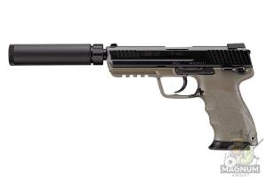 Pistolet TOKYO MARUI HK45 Tactical GBB 1 300x200 - Пистолет TOKYO MARUI HK45 Tactical GBB