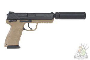 Pistolet TOKYO MARUI HK45 Tactical GBB 2 300x200 - Пистолет TOKYO MARUI HK45 Tactical GBB