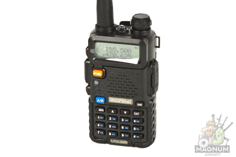 Radiostantsiya Baofeng UV 5R UV 5R radio 1 - Рация Baofeng UV-5R 8W