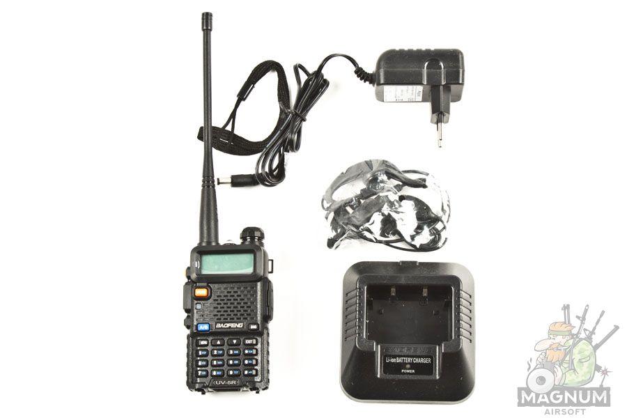 Radiostantsiya Baofeng UV 5R UV 5R radio 3 - Рация Baofeng UV-5R 8W