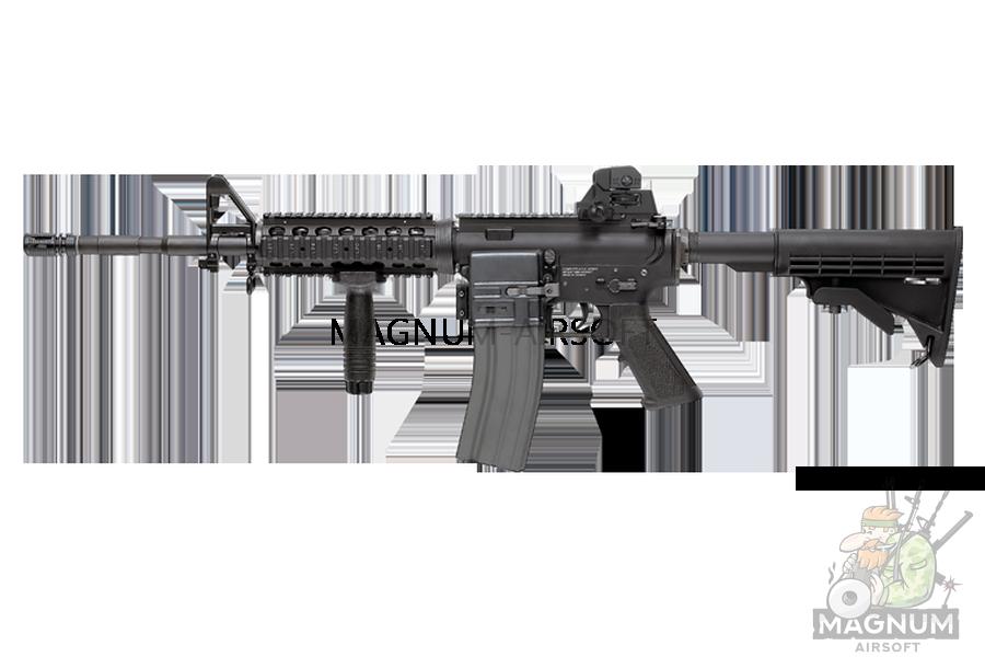 TGR 016 R4C BBB NCM 1 - Автомат G&G TR16 R4 Carbine, body - metal (130-140 m/s) TGR-016-R4C-BBB-NCM