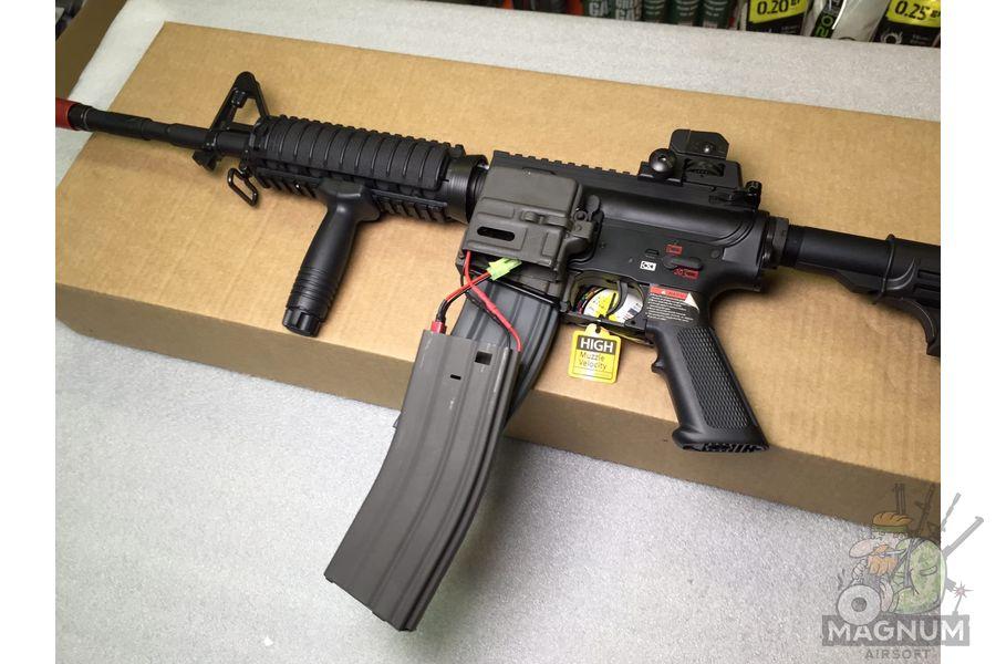 TGR 016 R4C BBB NCM 10 - Автомат G&G TR16 R4 Carbine, body - metal (130-140 m/s) TGR-016-R4C-BBB-NCM