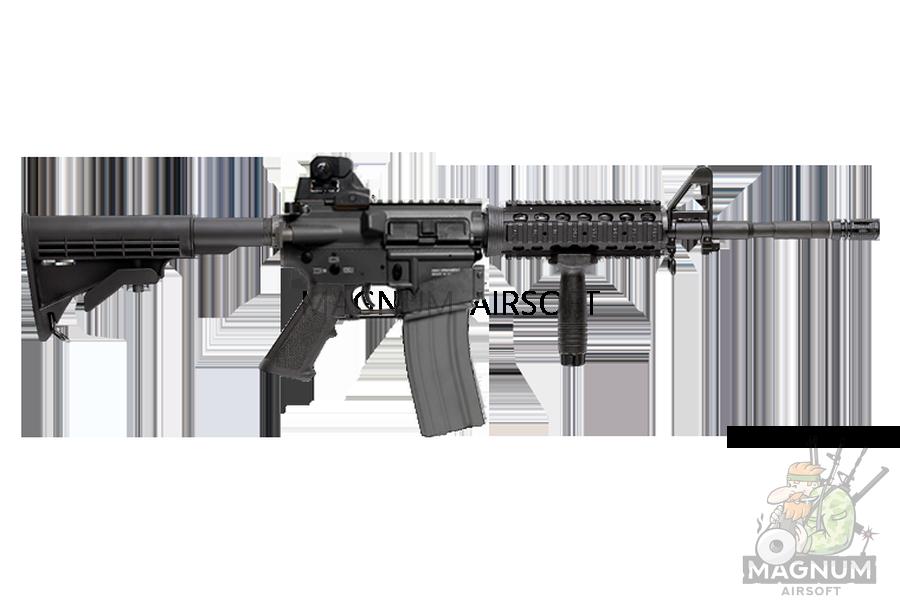 TGR 016 R4C BBB NCM 2 - Автомат G&G TR16 R4 Carbine, body - metal (130-140 m/s) TGR-016-R4C-BBB-NCM