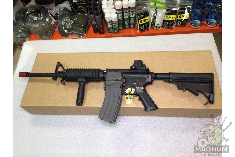 TGR 016 R4C BBB NCM 8 - Автомат G&G TR16 R4 Carbine, body - metal (130-140 m/s) TGR-016-R4C-BBB-NCM