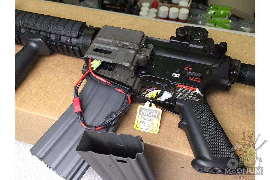 TGR 016 R4C BBB NCM 9 - Автомат G&G TR16 R4 Carbine, body - metal (130-140 m/s) TGR-016-R4C-BBB-NCM