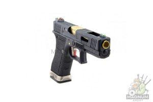 WE G002WET 1 2 300x200 - Пистолет WE GLOCK-18 G-Force (WE-G002WET-1)