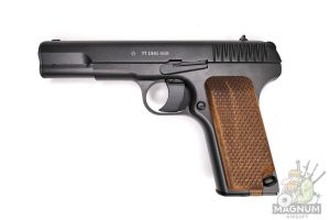 CO2 Gletcher TT NBB 1 300x200 - Пневматический пистолет CO2 Gletcher ТТ NBB к.4,5