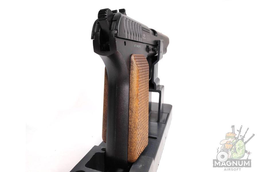 CO2 Gletcher TT NBB 2 - Пневматический пистолет CO2 Gletcher ТТ NBB к.4,5