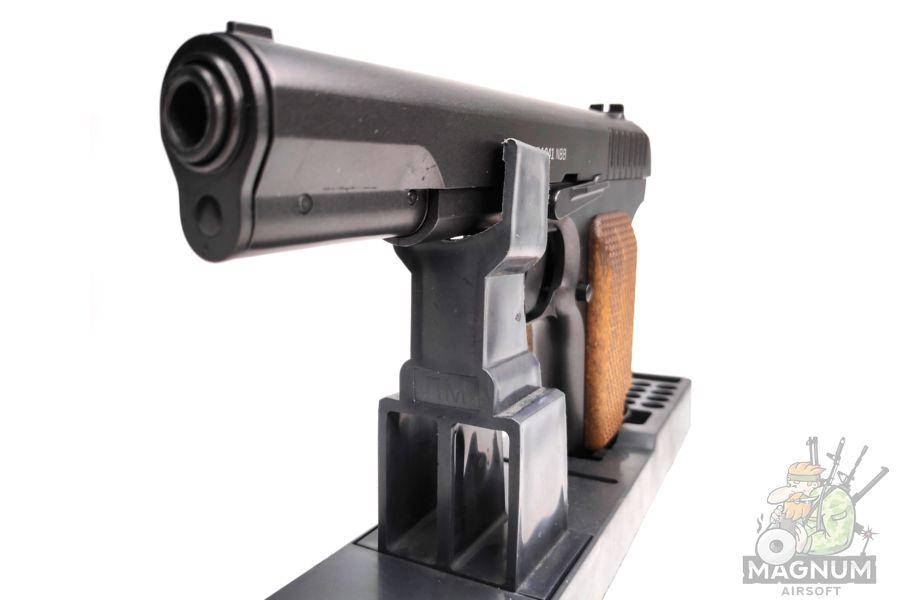 CO2 Gletcher TT NBB 6 - Пневматический пистолет CO2 Gletcher ТТ NBB к.4,5