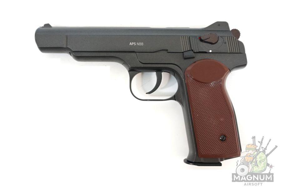 Gletcher APS NBB 1 - Пистолет пневматический Gletcher APS NBB к.4,5