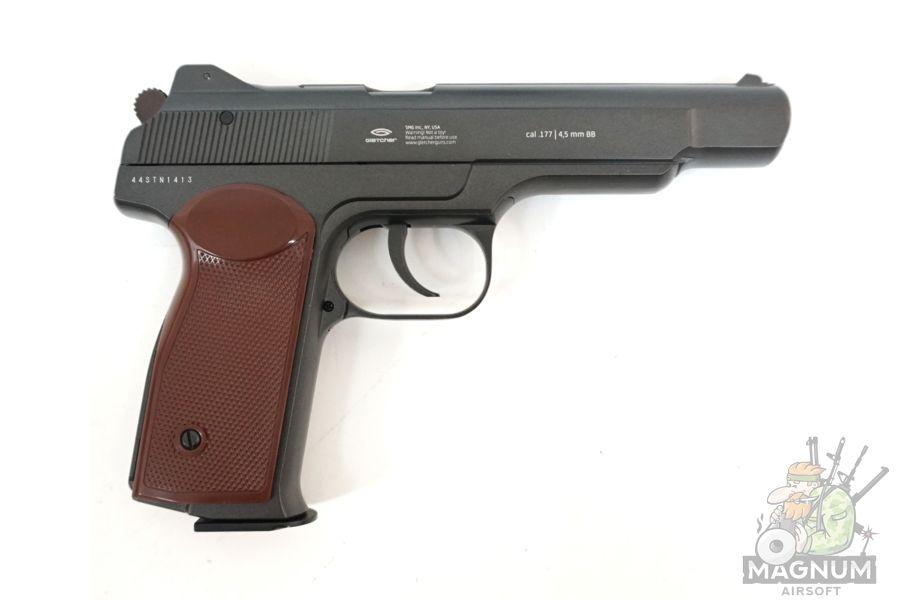 Gletcher APS NBB 2 - Пистолет пневматический Gletcher APS NBB к.4,5