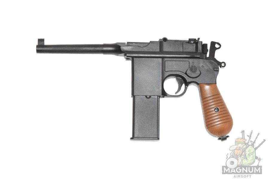Umarex Legends C96 1 - Пневматический пистолет CO2 Umarex Legends C96 к.4,5