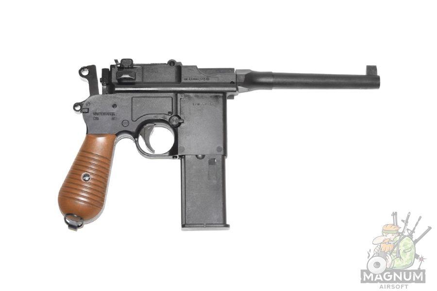 Umarex Legends C96 2 - Пневматический пистолет CO2 Umarex Legends C96 к.4,5