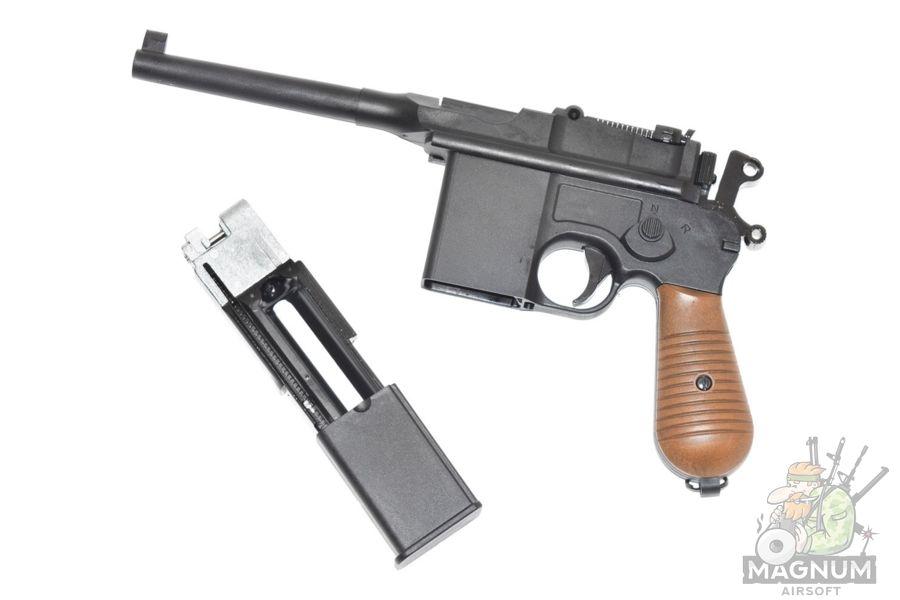 Umarex Legends C96 3 - Пневматический пистолет CO2 Umarex Legends C96 к.4,5