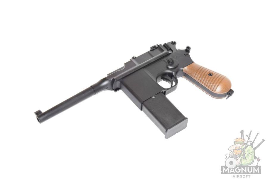 Umarex Legends C96 4 - Пневматический пистолет CO2 Umarex Legends C96 к.4,5