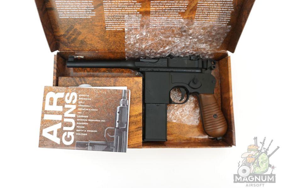 Umarex Legends C96 5 - Пневматический пистолет CO2 Umarex Legends C96 к.4,5