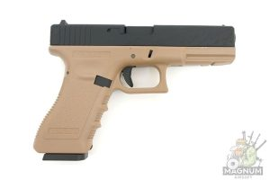 Pistolet KJW GLOCK G17 GBB GAS KP 17 MS TAN 2 300x200 - Пистолет KJW GLOCK G17 GBB GAS - KP-17-MS-TAN