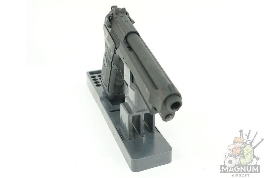 Pistolet KJW M9A1 GBB GAS M9A1 GAS Black 1 - Пистолет KJW M9A1 GBB, CO2 M9A1.CO2