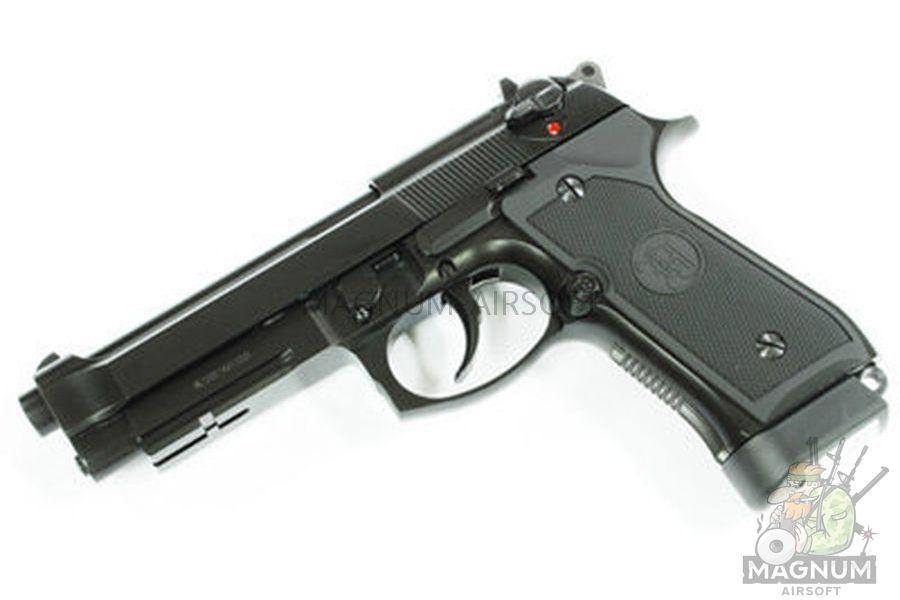 Pistolet KJW M9A1 GBB GAS M9A1 GAS Black 3 - Пистолет KJW M9A1 GBB, CO2 M9A1.CO2