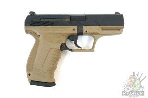 WE PX001 TAN 2 300x200 - Пистолет WE WALTHER P99 GBB WE-PX001 - TAN