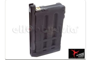 ACTION ARMY 28RD GAS MAGAZINE FOR KJW/TANAKA M700/M24/AAC21 (NEW)