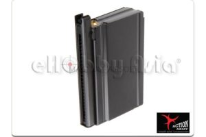 ACTION ARMY 28RD GAS MAGAZINE FOR KJW/TANAKA M700/M24 SNIPER