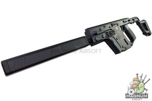 Angry Gun KSV Suppressor (13 inch) for Krytac KRISS VECTOR AEG - Dummy Version