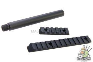 Angry Gun KSV Moular M-Lok Rail System for Krytac Kriss Vector AEG