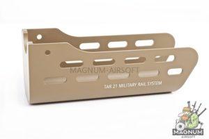 Angry Gun TAR 21 Military Rail System - TAN