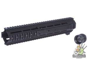 Angry Gun L119A2 Rail for M4 AEG / Systema PTW / WA / Inokatsu / VFC / WE / GHK M4 GBBR (Long)