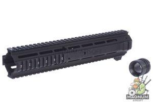 Angry Gun L119A2 Rail for M4 AEG / Systema PTW / WA / Inokatsu / VFC / WE / GHK M4 GBBR (Long)